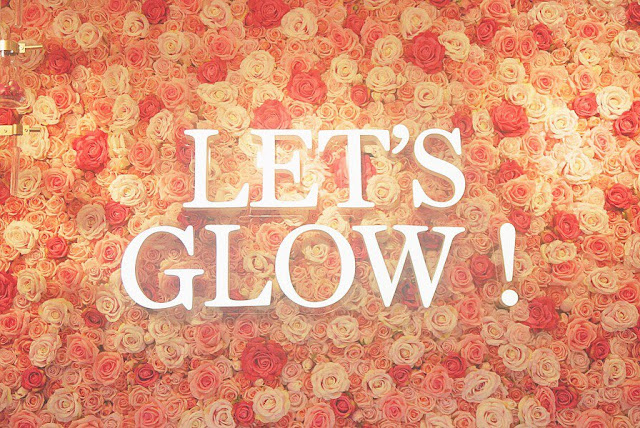 Lancôme盛夏粉紅Let's Glow Party