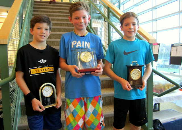 BU 11: 3rd - Patrick Keller (Rye, NY); Champion - Jacob Koeppel (Boston, MA); Finalist - Douglas Conigliaro (Dedham, MA)