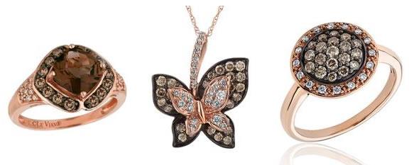 Chocolate Diamond Jewelries