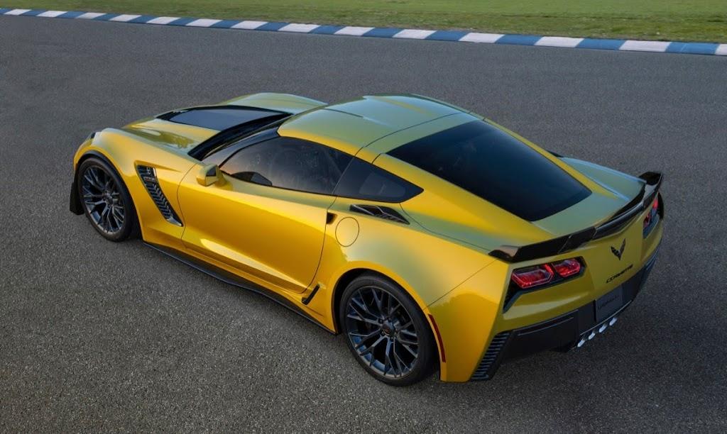 2015 Chevrolet Corvette Z06 07