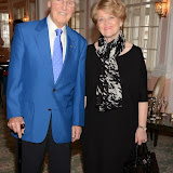 OIC - ENTSIMAGES.COM - Nicholas Parsons and wife Ann at the The Oldie of the Year Awards in London 3rd February 2015 Photo Mobis Photos/OIC 0203 174 1069