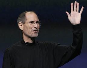 Perletakkan jawatan Steve Job sebagai CEO Apple