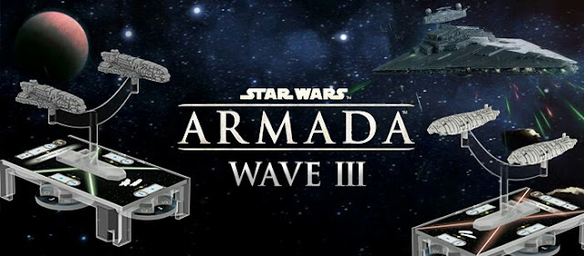 Star Wars Armada Wave 3