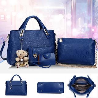 yang kami tawarkan yaitu kualitas import batam orisinil fashion korea di mana materi berkuali Tas Wanita Selempang Murah Lazada Branded 4 in 1