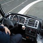 Het dashboard van de VDL Berkhof van Connexxion bus 445