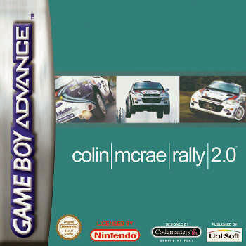 (GBA) Colin McRae Rally 2.0 [PL]