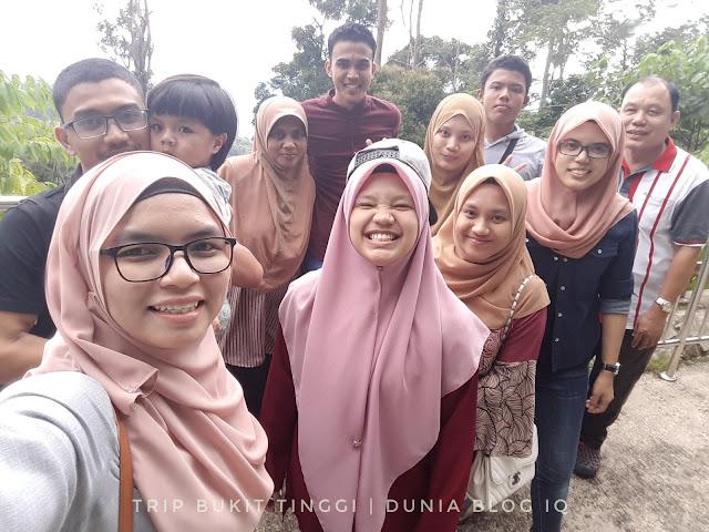 Trip Sehari Ke Bukit Tinggi, Pahang