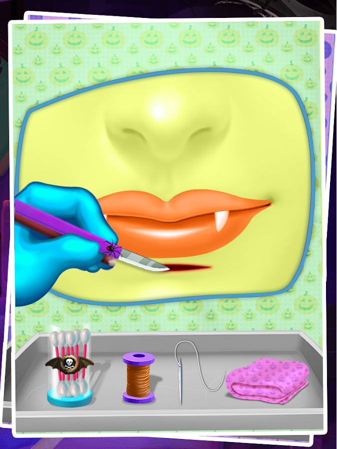 Halloween plastic surgery game android apps on google play halloween plastic surgery game screenshot solutioingenieria Image collections