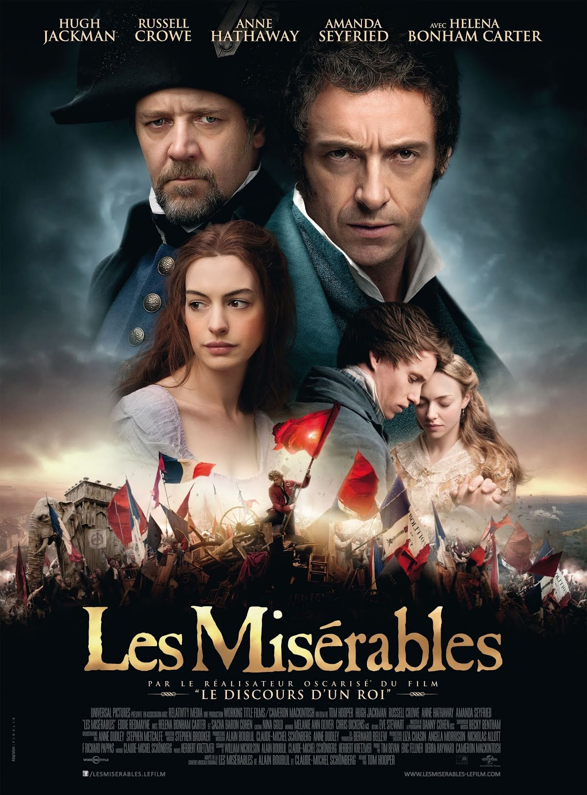 Los miserables - Les Misérables (2012)