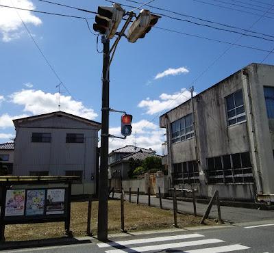 日本信号2代目灯器