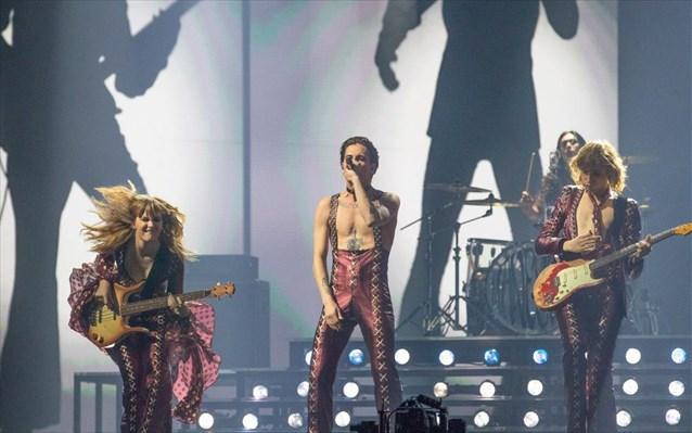 Eurovision: Η Ιταλία στην κορυφή του 65ου διαγωνισμού τραγουδιού