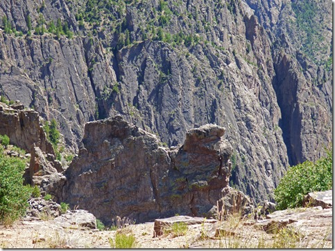 Kneeling Camel, Black Canyon of the Gunnison National Park