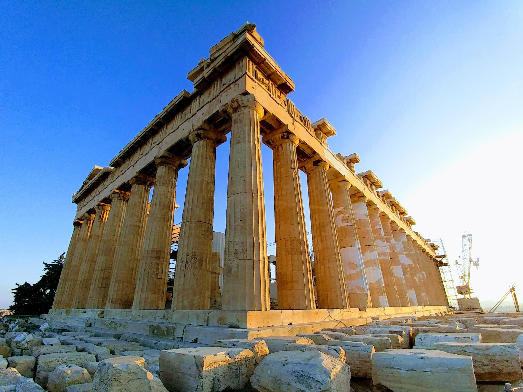 Reisinformatie Griekenland
