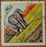 timbre Guinée 004