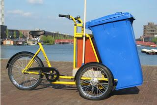 Lastcykel renhållning Workcycles 240