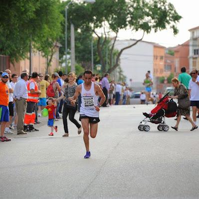 Carrera de Manzanares 2014 - Llegada