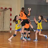 Moins de 16 féminines contre Genlis (08-02-14)