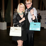 WWW.ENTSIMAGES.COM -    Lady Charlotte Lynham  and Lewis Duncan Weedon  at   Fashions Finest Awards 2013 at City of Westminster College London November 3rd 2013                                                   Photo Mobis Photos/OIC 0203 174 1069