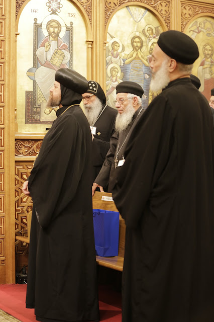 His Holiness Pope Tawadros II visit to St. Mark LA - _09A9160.JPG