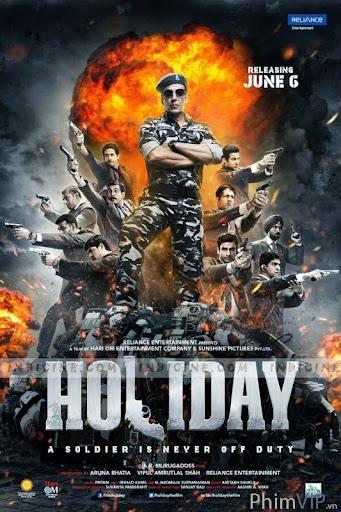 Kì Nghỉ - Holiday poster