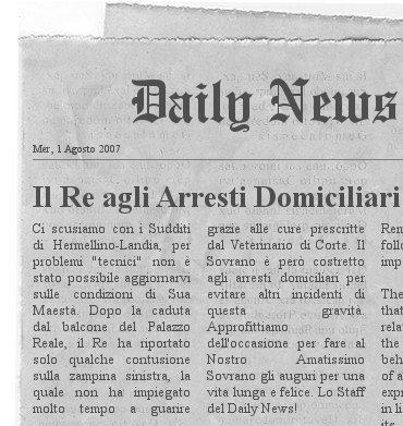 newspaper Hermellino Landia 3