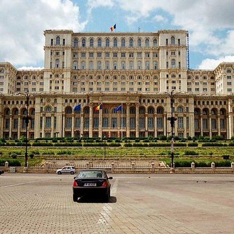 Palace of The Parliament: The Building of Superlatives
