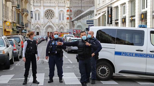 Suspected Terrorist Kills Three In French Church Attack, Mayor Calls To Purge 'Islamo-Fascism'