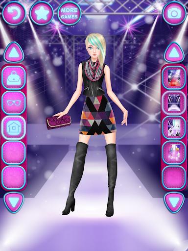 Fashion Show Dress Up Game 1.0.4 screenshots 7