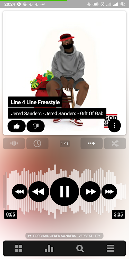 #NowPlaying Jered Sanders, A Unix Mind In A Windows World