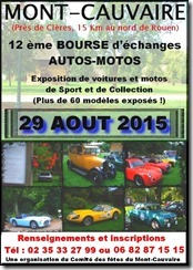 20150829 Mont Cauvaire