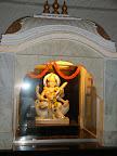 Goddess Saraswati at School