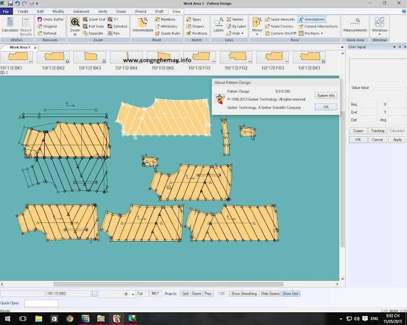 Cài Đặt Lectra-Gerber-Optitex-StyleCad Trên Windows10 X64bit 9