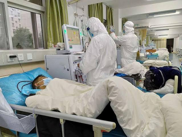 More young people suffering from virus