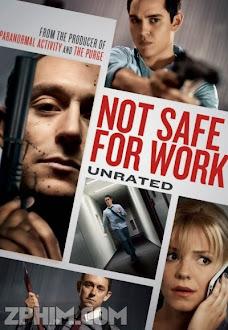 Công Việc Nguy Hiểm - Not Safe for Work (2014) Poster