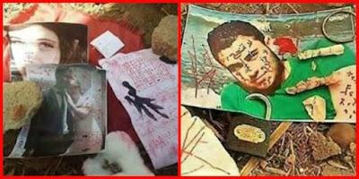 بالصور / صفاقس : حملة تنظيف لمقبرة تكشف كما هائلا من السحر والشعوذة !