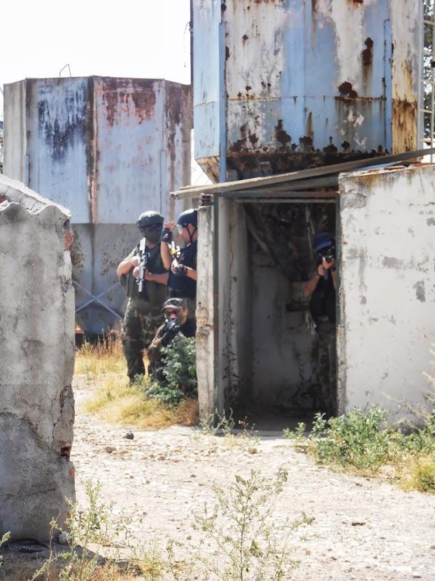 """Fotos de """"Operación Granja"""". 25-08-13. P8250107"""