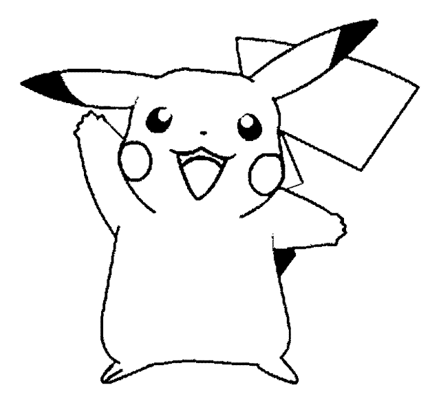 Pokemon Cards Coloring Pages Printable Kids Colouring