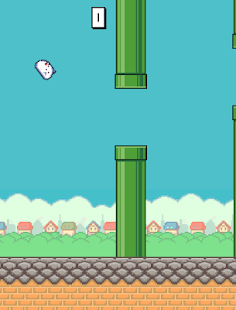 Flappy Cute New - náhled
