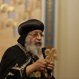 His Holiness Pope Tawadros II visit to St. Mark LA - _09A9117.JPG