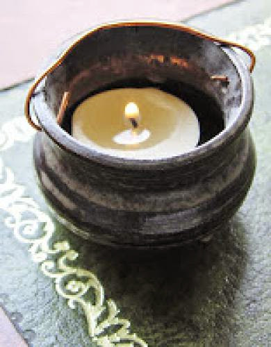Easy Candle Wishing Spell
