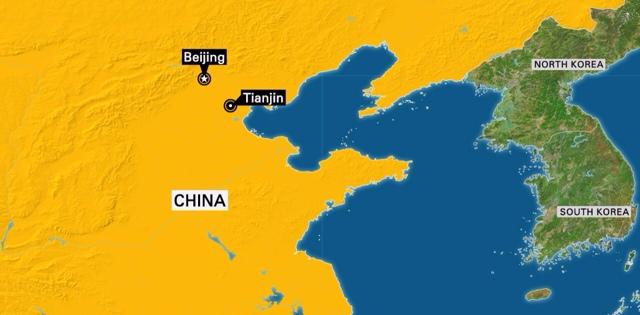 LA ENORME EXPLOSION DE TIANJIN EN CHINA, UN NUEVO ATAQUE DE BANDERA FALSA