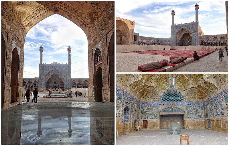 Esfahan Meczet Piątkowy2.jpg
