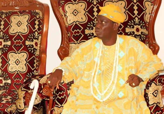 Kwara monarch, Oba Charles Ibitoye dies at 65