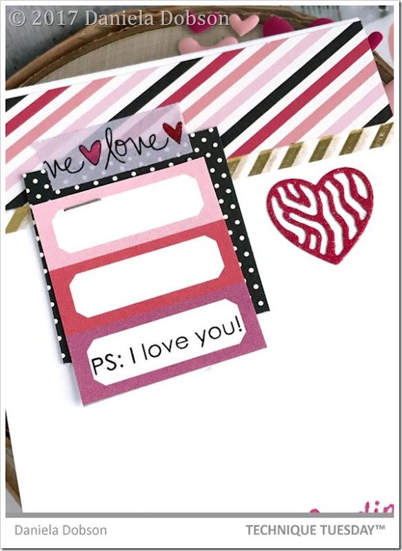 Sending love close by Daniela Dobson