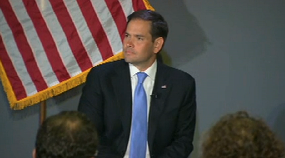 GOP debate: Rubio calls for mitigation not regulation of climate change