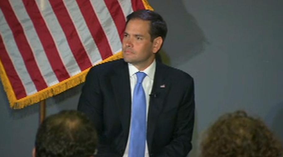 GOP debate: Rubio calls for mitigation not regulation of climate change