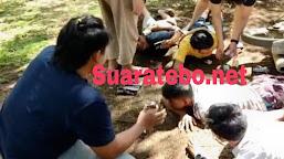 Asyik Pesta Sabu Dikebun Sawit, Bandar Dan Pemakai Narkoba Dibekuk Polisi