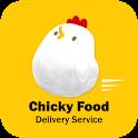 Chicky Food Delivery ชิกกี้ฟู้ดเดลิเวอรี่ icon