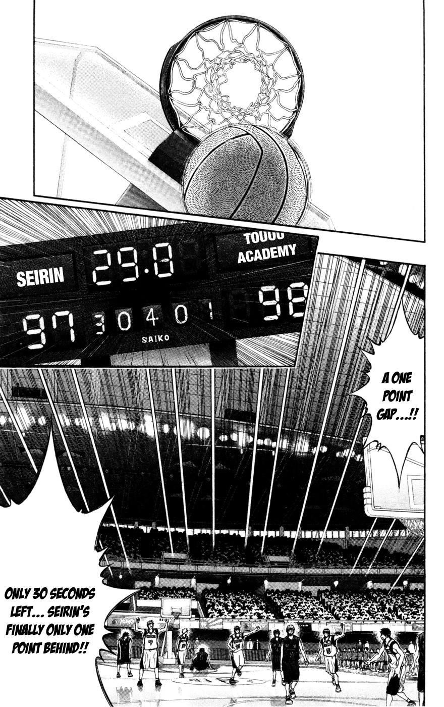 Kuroko no Basket Manga Chapter 136 - Image 25