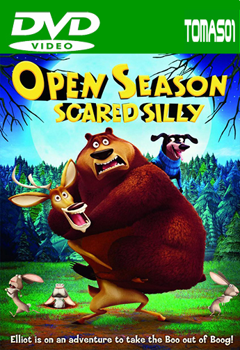 Open Season 4: Scared Silly (Amigos Salvajes 4) (2016) DVDRip